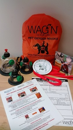 Wag'N O2 Fur Life Kit